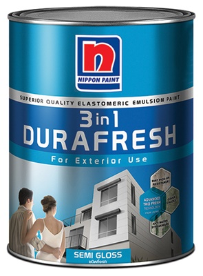 NIPPON 3-IN-1 DURAFRESH
