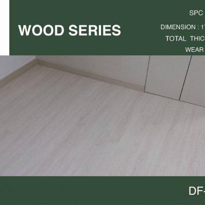 กระเบื้องยาง SPC Dr.Floor รุ่น DF-W5-7008 (บาท/ตร.ม.),พื้น SPC,พื้นสวย,พื้นไม้ไวนิล,พื้นไม้ลามิเนต,พื้นไม้เอ็นจิเนียร์,SCG,UNIX,
