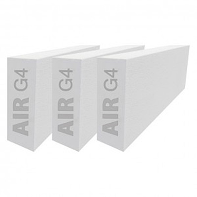 อิฐมวลเบา ขนาด 20x60x7.5cm เกรด A air block