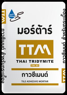 ปูนกาวซีเมนต์ติดกระเบื้อง TTM301