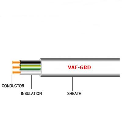 สายไฟฟ้า VAF(VAF Cable Wire)