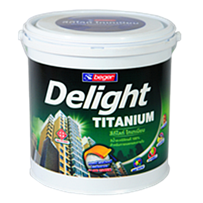 Beger Delight Titanium for Exterior