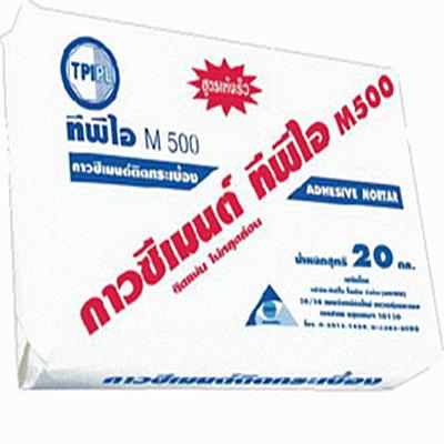 กาวซีเมนต์ทีพีไอ TPI M500 (20 ก.ก./ถุง)