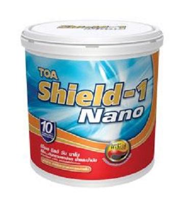 TOA Shield one nano (Matt) Exterior