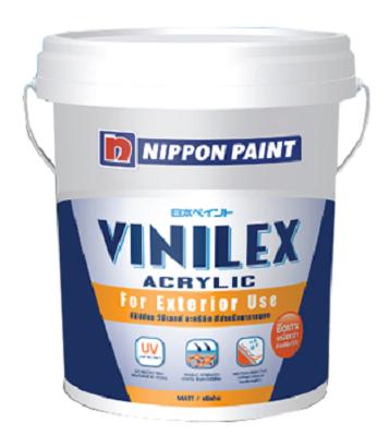Nippon Vinilex for Exterior