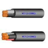 สายไฟ VCT : 100 เมตร/ม้วน