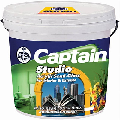 Captain Studio (semi-gloss)