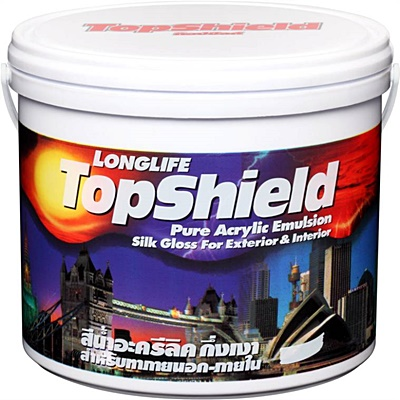 CAPTAIN LONGLIFE TOPSHIELD