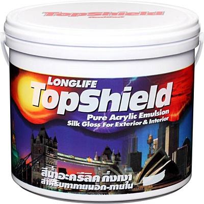 CAPTAIN LONGLIFE TOPSHIELD