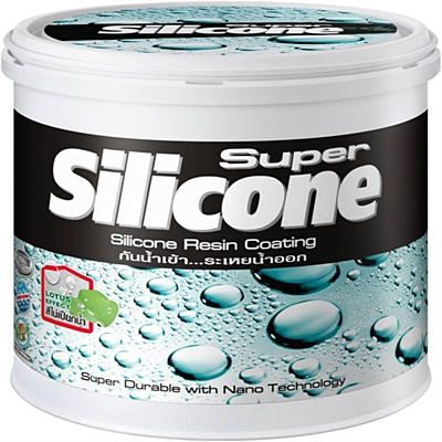 CAPTAIN SUPER SILICONE (sheen)