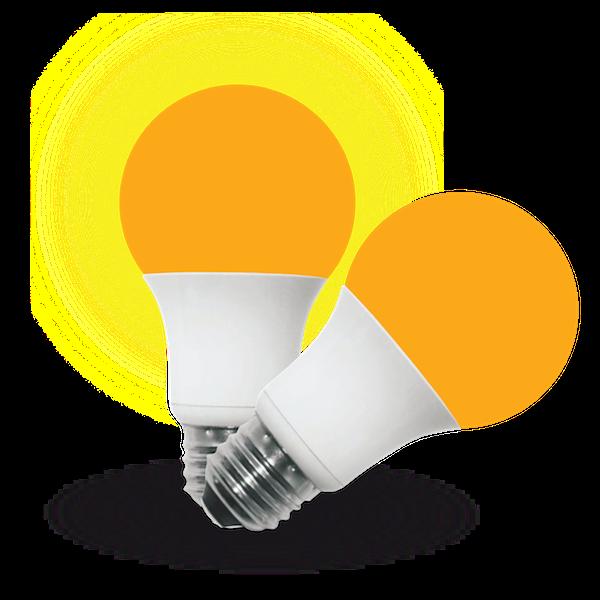 หลอดไฟ LED กันยุง , หลอดไฟ LED ไล่ยุง