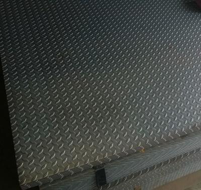 เหล็กแผ่นลาย / Checkered Plates