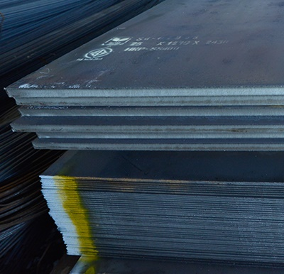 เหล็กแผ่นดำ / Steel plate