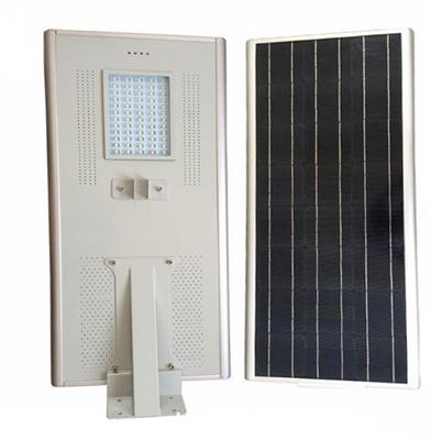 โคมไฟถนนโซล่าเซลล์ 60W Enlighting (บาท/ชิ้น)