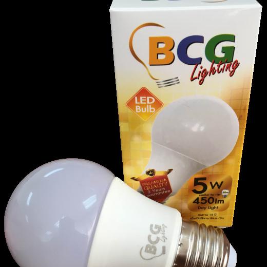หลอดไฟแอลอีดี LED Bulb BCG Lighting | บาทต่อหลอด