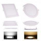 โคมฝังฝ้าดาวน์ไลท์,Panel LED,LED,ดาวน์ไลท์LED,LEDฝังฝ้า,BCG Lighting