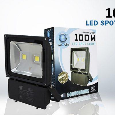 หลอดไฟแอลอีดี อิวาชิ LED IWACHI สปอตไลท์ IWC-SPL 100W | บาทต่อชิ้น