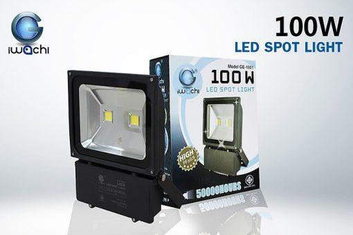 หลอดไฟแอลอีดี อิวาชิ LED IWACHI สปอตไลท์ IWC-SPL 100W   บาทต่อชิ้น