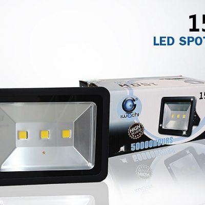 หลอดไฟแอลอีดี อิวาชิ LED IWACHI สปอตไลท์ IWC-SPL 150W | บาทต่อชิ้น