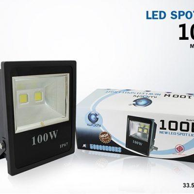 หลอดไฟแอลอีดี อิวาชิ LED IWACHI สปอตไลท์ IWC-SPL A 100W | บาทต่อชิ้น